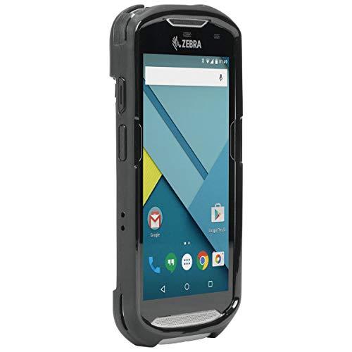 mobilis Protech Pack Schutzhülle für Zebra TC 51/52 / 56/57 (mit Schultergurt) Schwarz Zebra Mobile