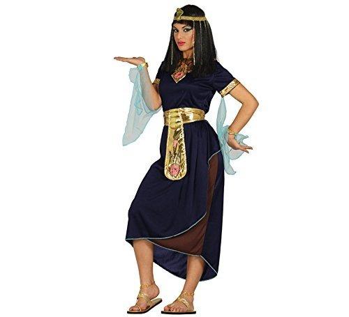 Imagen de disfraz de egipcia nefertiti para mujer en varias tallas