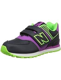 New Balance KG574 - Zapatillas de Deporte de material sintético niñas