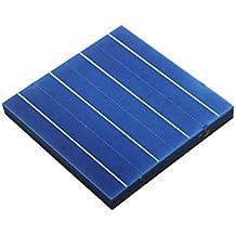 VIKOCELL 6x6 célula 4,5W A Grade 156 X 156 mm policristalino fotovoltaica solar para el módulo solar fotovoltaico (Paquete de 10)
