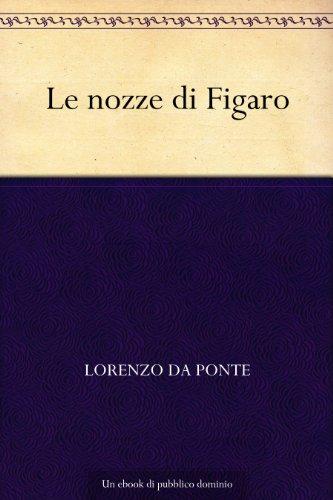 le-nozze-di-figaro-italian-edition