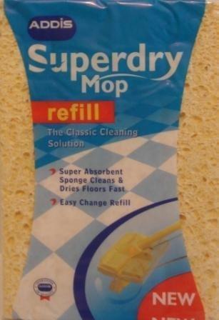 2 X Addis Superdry Mocio Ricarica