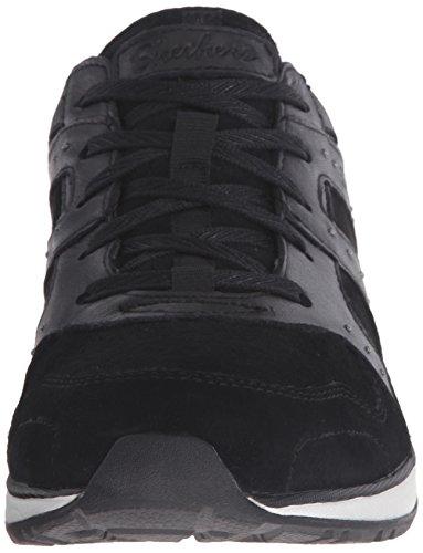 Skechers Slicker Fashion Sneaker Black