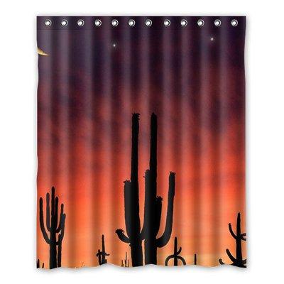 Dalliy saguaro costume tenda della doccia shower curtain 152cm x 183cm
