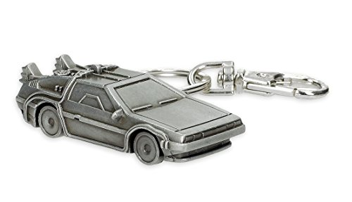Llavero Back to the Future - Delorean