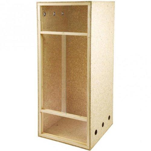 Holzterrarium/Hochterrarium 80x150x80cm mit Seitenbelüftung