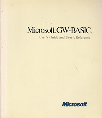 Microsoft MS-DOS Users Guide and Users Reference
