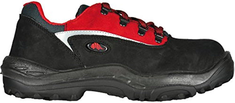 Zapatos de seguridad unisex LEWER antideslizantes POSITANO 30 S3 EVOLUTION HRO - 41