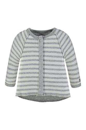 Bellybutton Kids Baby-Mädchen Sweatshirt Sweatjacke 1/1 Arm, Mehrfarbig (Y/D Stripe 0001), 74