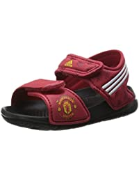 timeless design 2c174 8a2a3 adidas Sandale Tong Claquette Baby MUFC Akwah I