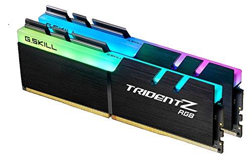 G.Skill Trident Z RGB 16 GB (2 x 8 GB) DDR4-3200 CL16 Memory