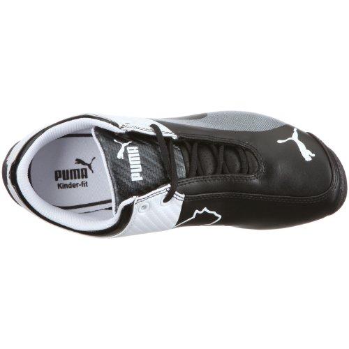 Puma JR FUT C M1, Baskets mode garçon Noir