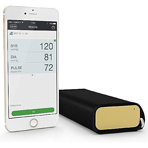 Qardio QardioArm - Monitor de presión sanguínea inalámbrico, color dorado