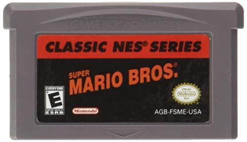 Super Mario Bros NES Classics