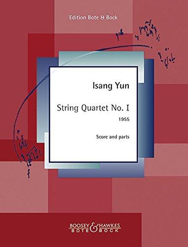String quartet nr 1  | Yun, Isang (1917-)