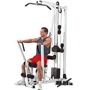 Body Solid Exm1500S Single Stack Home Gym