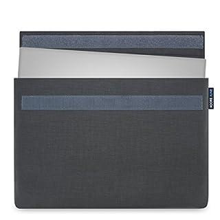Adore June Classic case for Dell XPS 15 (2015) and Dell XPS 15 (2017) - original Cordura - dark grey