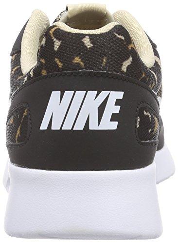 Nike - Kaishi Run Print, Sneakers da donna Black/White-Desert Camo-Rattan