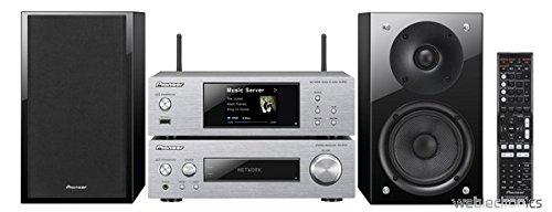 Pioneer P2DAB-S 150 W argento sistema audio per la casa-sistema audio a 2 Vie, 10000-30000 Hz, 192kHz/24-bit, Argento, corrente alternata, AAC, AIFF, FLAC, per MP3/WAV, WMA)