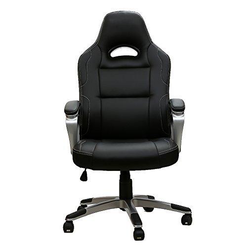 Groovy Desk Chair Intimate Wm Heart High Back Ergonomic Pu Leather Machost Co Dining Chair Design Ideas Machostcouk