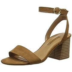 b396514f00e3 Dorothy Perkins Women s Shady Casual Block Heel Sandal Ankle .