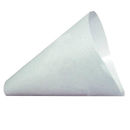 Papier Trichter (Carpoint 0620710 Papiertrichter, 1000 Stück)