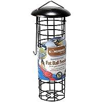 Kingfisher Premium Hammertone Finish Fat Ball Bird Feeder