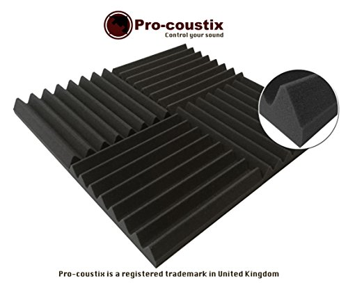 genuine-pro-coustix-ultraflex-wedge-high-quality-acoustic-foam-tiles-16-panels