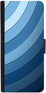Snoogg Sound Wavesdesigner Protective Flip Case Cover For Moto-G2