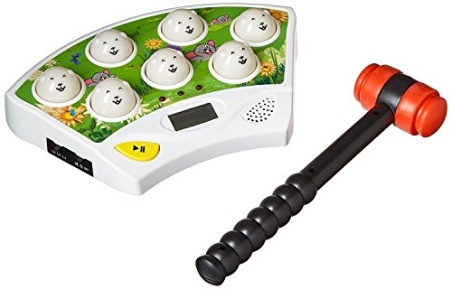 Wack A Mole Mouse Fast Reflexes Whack A Mole Game Language Learning Durable Musical Whac Wackamole For Kids Educational Toys