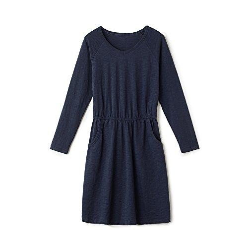 pyjamaconfortable pour les femmes/Femmes manches longues coton Chemise de nuit C
