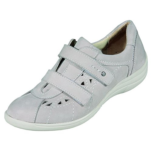 Sportif 340575 docComfort chaussures pour femme Gris - grau Weite G