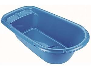 Baignoire luxe avec vidange bleu Thermobaby