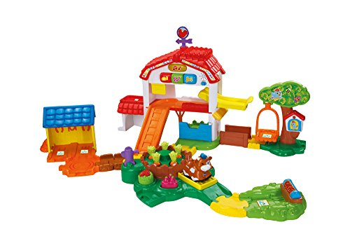 VTech - Playset, Granja, Tut Tut Animals (3480-180822)