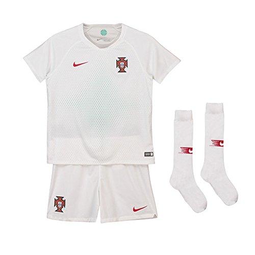 f057837da994b Nike 2018-2019 Portugal Away Mini Kit