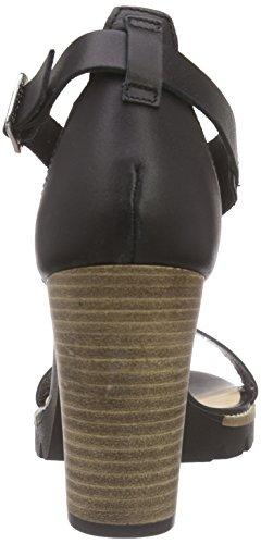 Bullboxer 833004e2l, Salomés femme Noir - Schwarz (BLCK)