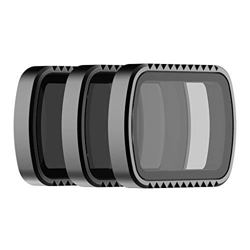 PolarPro Standard-Filter 3-Pack Für DJI Osmo Pocket