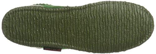 Giesswein Mens Kramsach Pantofole Alte Verde (avocado)
