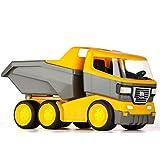 Dumper Truck, Kipper, ca. 42 cm lang • Truck Kipper Sandspielzeug Sandfahrzeug LKW Kinder Offroad Kipplaster