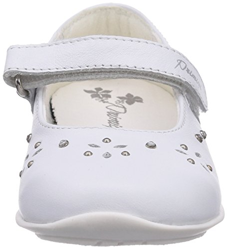 Primigi Chantal, Chantal mixte bébé Blanc - Weiß (BIANCO)