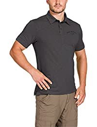 Jack Wolfskin Herren Shirt Travel Polo Men