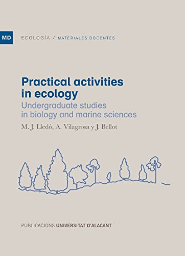 Descargar Libro Practical activities in ecology: Undergraduate studies in biology and marine sciences (Materiales docentes) de María José Lledó Solbes