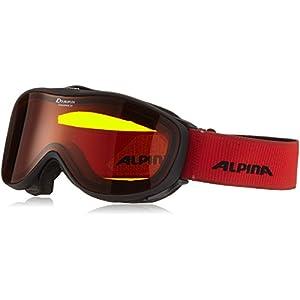 ALPINA Erwachsene Challenge 2.0 DH Skibrille