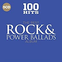 100 Hits - The Best Rock and Power Ballads Album