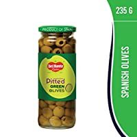 Del Monte Green Pitted Olive, 235g