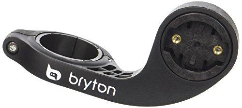 Bryton-Rider-100310330530-Supporto-Frontale-in-Plastica-Rinforzata-Nero