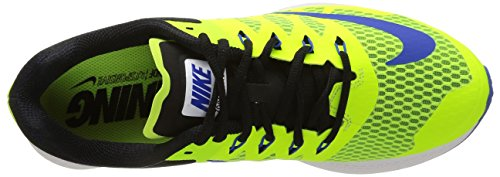 Nike Air Zoom Elite 7, Scarpe sportive, Uomo Volt/Lyon Blue-Black