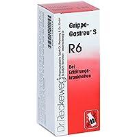 Grippe Gastreu S R 6 Tropfen zum Einnehmen 50 ml preisvergleich bei billige-tabletten.eu