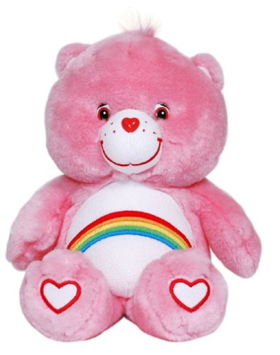 Care Bears Glow-A-Lot Spielfigur 30.48 cm Cheer -