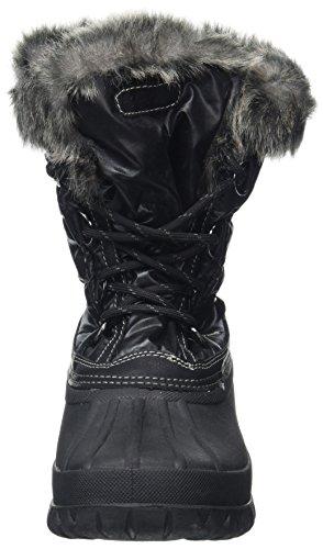 Skechers Windom, Stivali Donna Nero (Black)